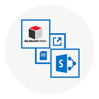 SugarCRM to SharePoint File Stubbing
