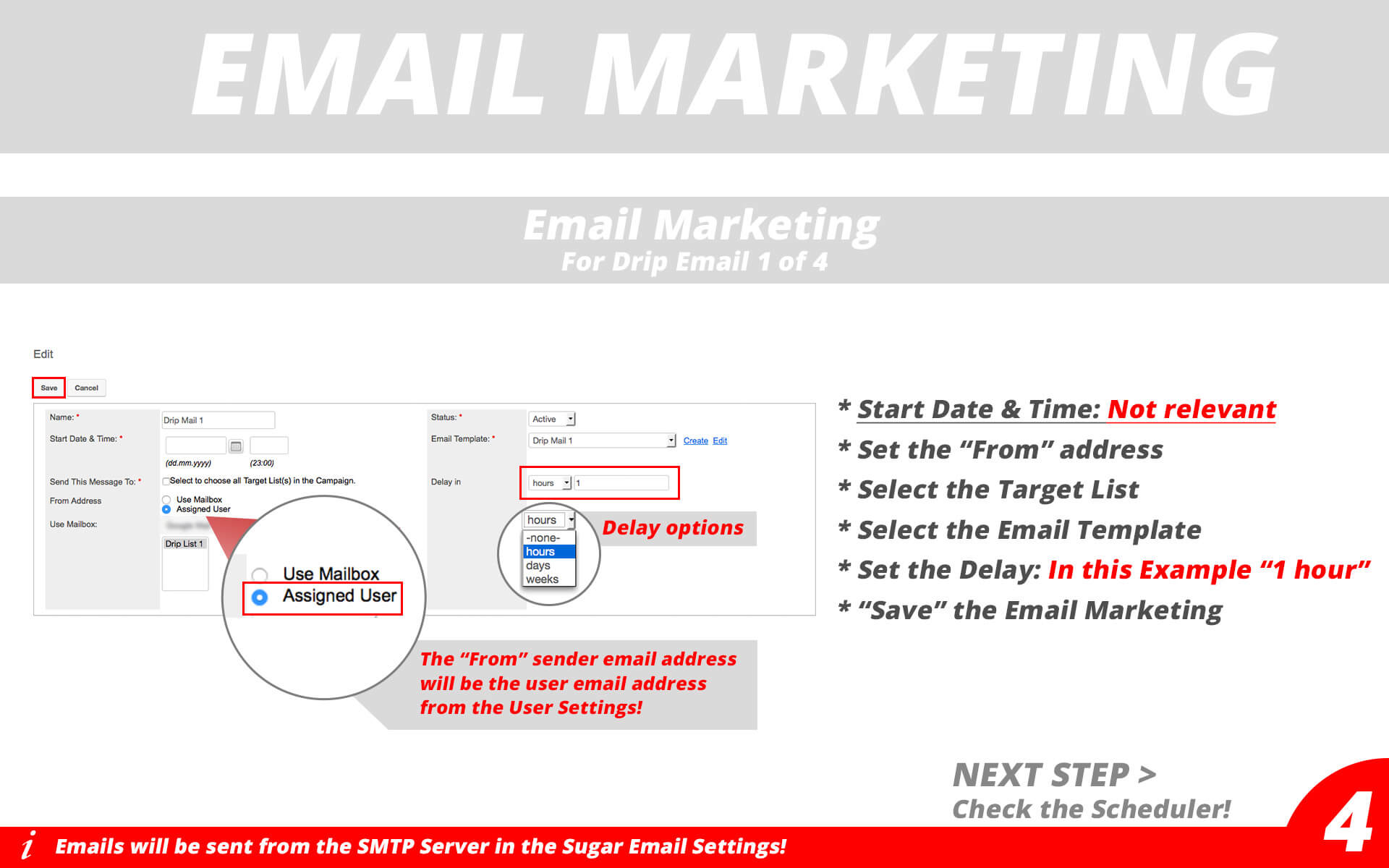 Drip Email Campaigns - Email Marketing