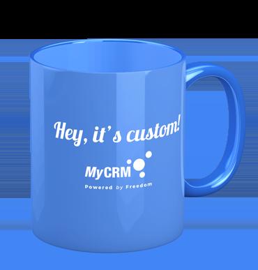 MyCRM Kaffeetasse