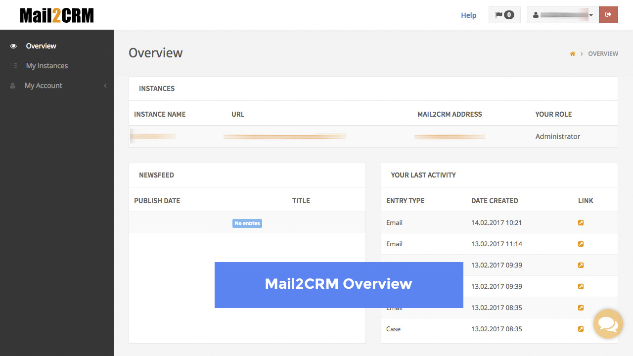 Mail2CRM