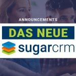 Das neue SugarCRM