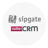 Sipgate to SuiteCRM CTI Connector
