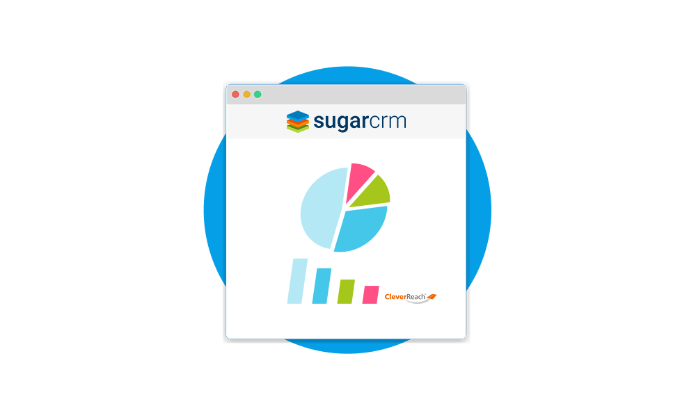 CleverReach Integration für Sugar – Kampagnen-Statistik in Sugar sehen