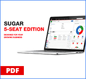 SugarCRM 5 Seat Edition