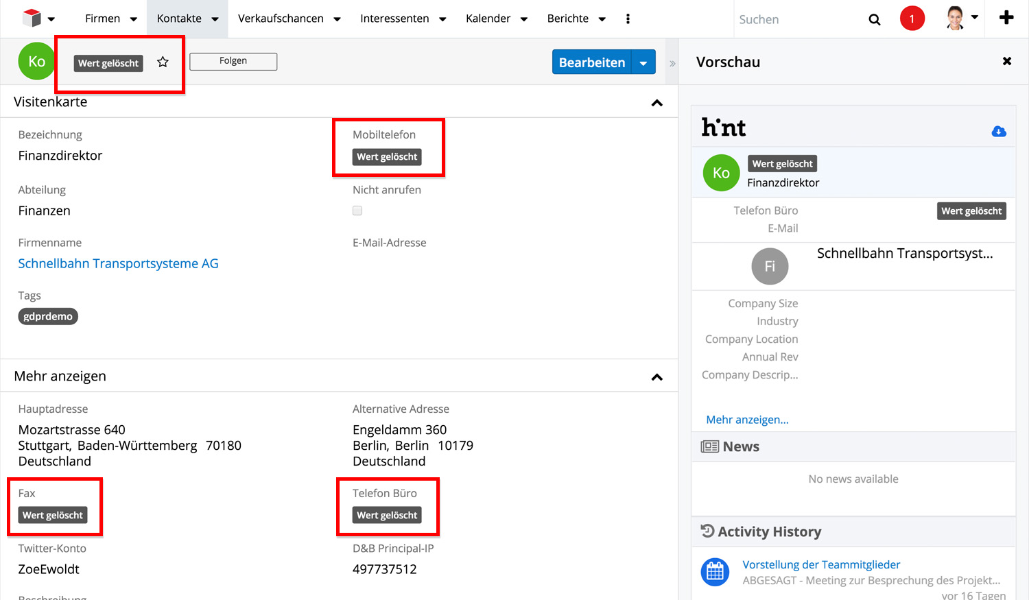 sugarcrm-deleted-date-view