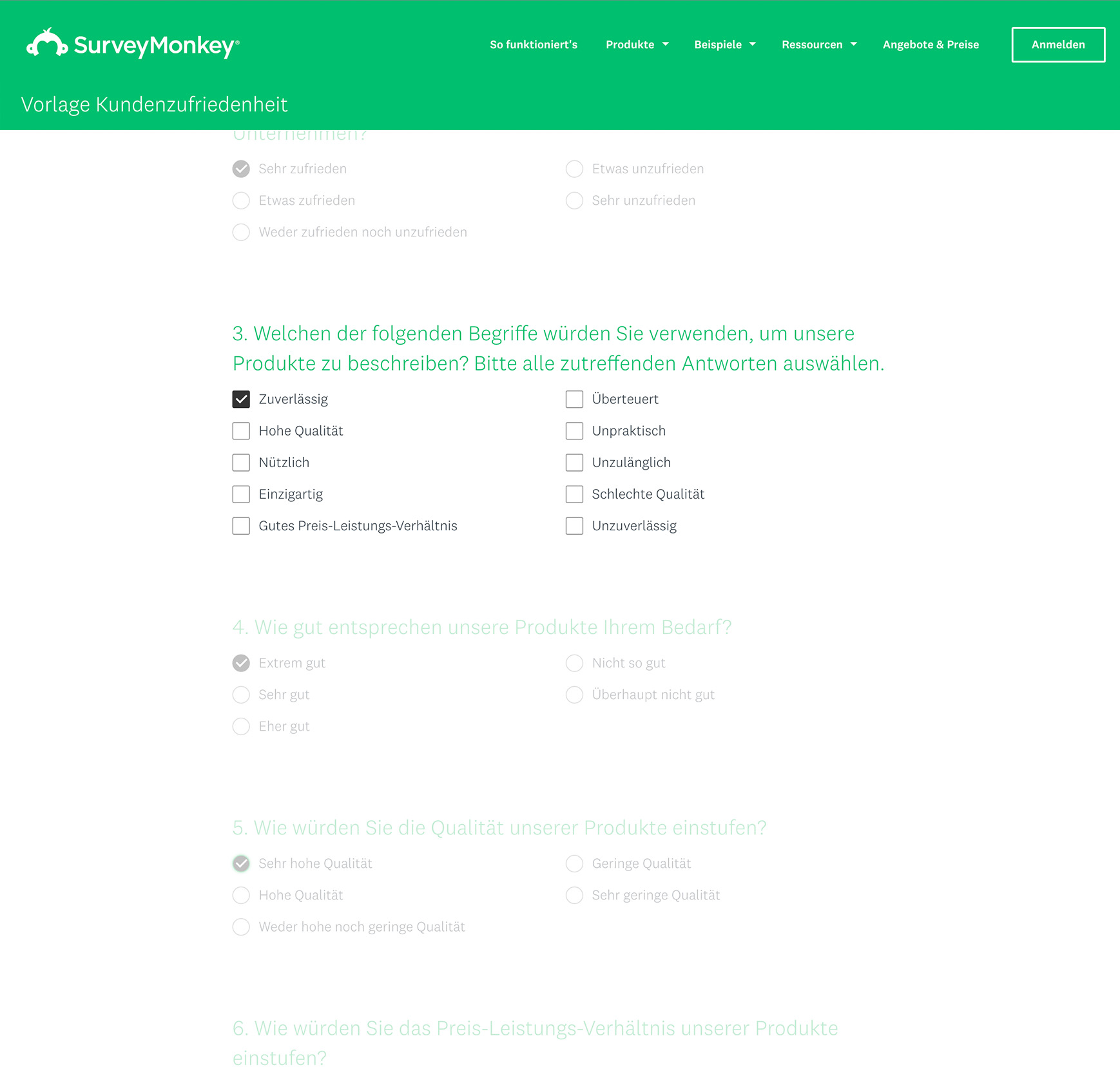 SurveyMonkey to SugarCRM Connector