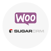 WooCommerce to Sugar - Integration